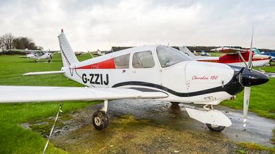 A picture of GZZIJ - Piper PA28180 - [283639] - © chris piggin