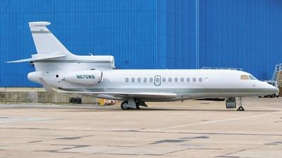 N675WB - Dassault Falcon 7X - Private