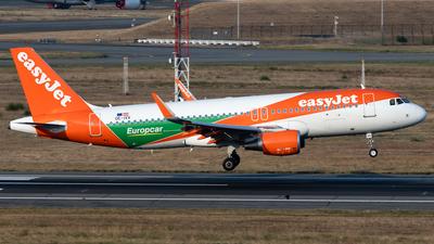 OE-IVV - Airbus A320-214 - easyJet Europe