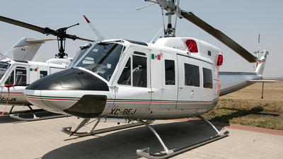 XC-BEJ - Bell 212 - Mexico - Government