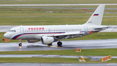 EI-ETP - Airbus A319-111 - Rossiya Airlines