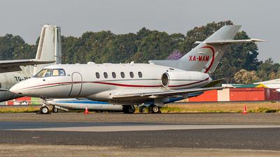 XA-MAM - Hawker Beechcraft 750 - Private