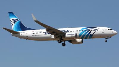 SU-GEA - Boeing 737-866 - EgyptAir