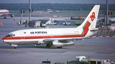 CS-TEN - Boeing 737-282(Adv) - TAP Air Portugal