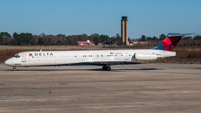 N964DL - McDonnell Douglas MD-88 - Delta Air Lines