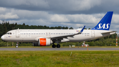 A picture of SEROA - Airbus A320251N - SAS - © Rickard Andersson