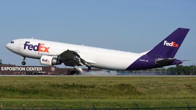 N722FD - Airbus A300B4-622R(F) - FedEx