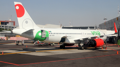 A picture of XAVIV - Airbus A320271N - VivaAerobus - © Bruno Orofino