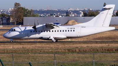 F-GPYK - ATR 42-500 - Chalair Aviation