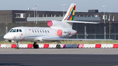 FAB-002 - Dassault Falcon 50EX - Bolivia - Air Force