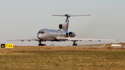 RA-85735 - Tupolev Tu-154M - Aeroflot
