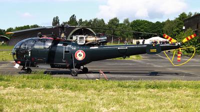 M-1 - Aérospatiale SA 316B Alouette III - Belgium - Navy