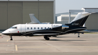 N775RP - Bombardier CL-600-2B16 Challenger 605 - Private