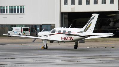 F-HADV - Piper PA-46-500TP Malibu Meridian - Private