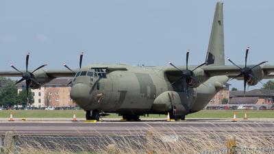 ZH875 - Lockheed Martin Hercules C.4 - United Kingdom - Royal Air Force (RAF)