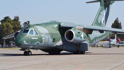 PT-ZNF - Embraer KC-390 - Embraer