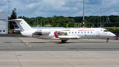 EC-NLM - Bombardier CRJ-200ER - Iberia Regional (Air Nostrum)