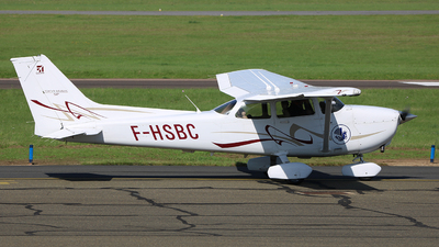 F-HSBC - Cessna 172S Skyhawk SP - Private