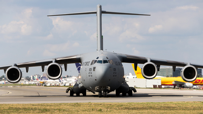 02-1109 - Boeing C-17A Globemaster III - United States - US Air Force (USAF)