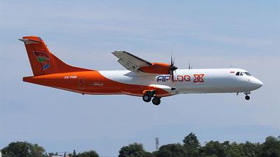 PK-PAW - ATR 72-212A(500)(F) - Pelita Air