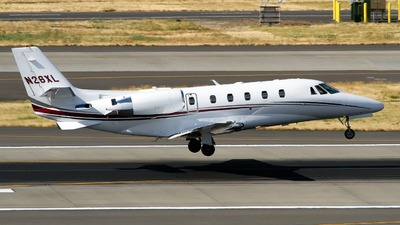 N26XL - Cessna 560XL Citation XLS Plus - Private