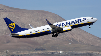EI-EKJ - Boeing 737-8AS - Ryanair