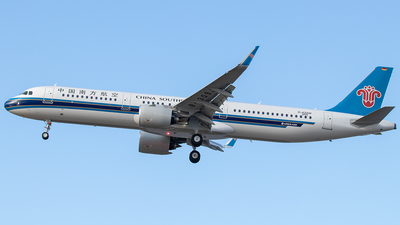 D-AZAW - Airbus A321-271N - China Southern Airlines