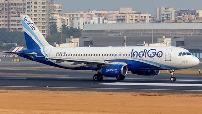 A picture of VTIGT - Airbus A320232 - [4384] - © Sanskar nawani