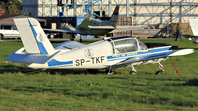 SP-TKF - PZL-Okecie 110 Koliber 150 - OKL - Aviation Training Centre of Rzeszow Technical University