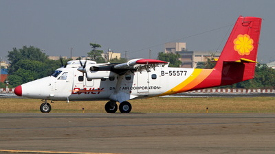 B-55577 - De Havilland Canada DHC-6-300 Twin Otter - Daily Air Corporation