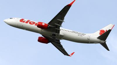 A picture of PKLPV - Boeing 7378GP - Lion Air - © utta