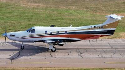 C-GJVM - Pilatus PC-12/47E - Pascan Aviation