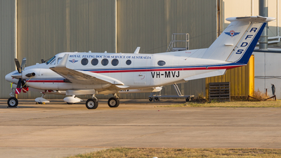 A picture of VHMVJ - Beech B200 Super King Air - [BB1842] - © Cameron McDermott