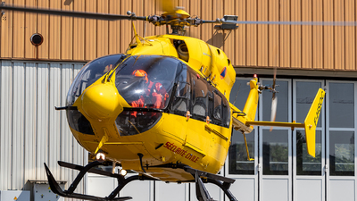 F-HSOC - Eurocopter EC 145C2 - France - Sécurité Civile