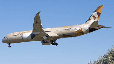 A6-BLP - Boeing 787-9 Dreamliner - Etihad Airways
