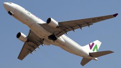 EC-MTT - Airbus A330-223 - Wamos Air