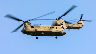 16-08198 - Boeing CH-47F Chinook - United States - US Army