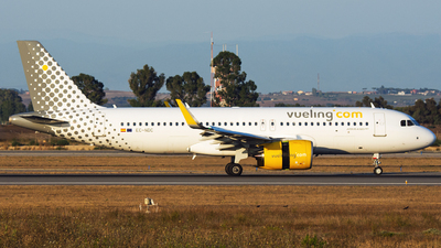 EC-NDC - Airbus A320-271N - Vueling