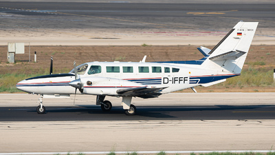 D-IFFF - Reims-Cessna F406 Caravan II - Air-Taxi Europe