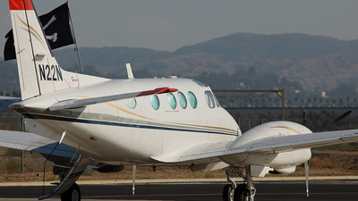 N22N - Beechcraft A90 King Air - Dynamic Avlease