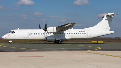 A picture of FHAPL - ATR 72500 - Chalair Aviation - © Moritz Klöckner