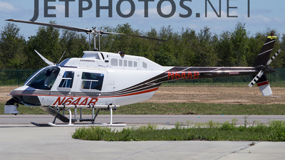 N64AB - Bell 206B JetRanger II - Private