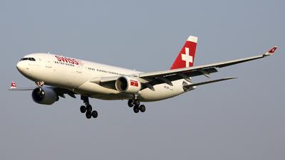 HB-IQA - Airbus A330-223 - Swiss