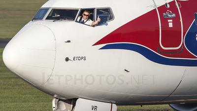 OK-TVR - Boeing 737-86N - Travel Service