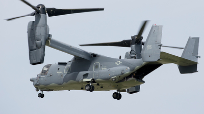 14-0072 - Boeing CV-22B Osprey - United States - US Air Force (USAF)