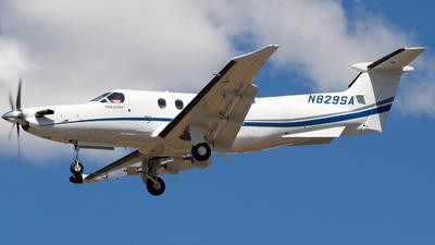 N829SA - Pilatus PC-12/47E - Private
