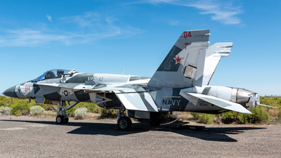 162861 - McDonnell Douglas F/A-18A+ Hornet - United States - US Navy (USN)