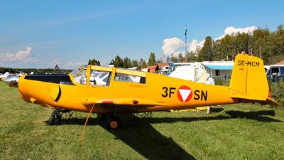 SE-MCM - Saab 91D Safir - Private