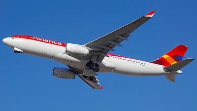 N975AV - Airbus A330-243 - Avianca