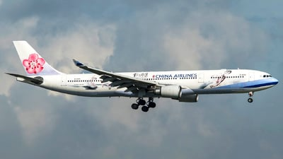B-18361 - Airbus A330-302 - China Airlines